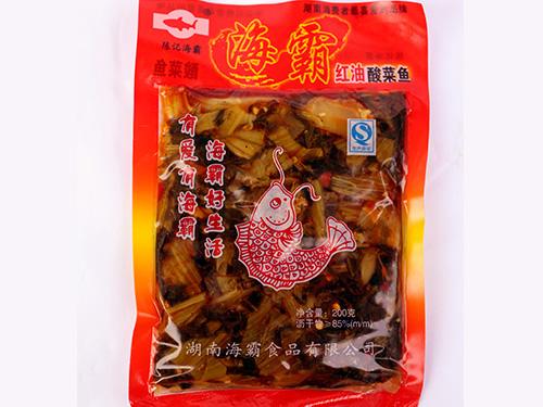 万博manbetx官网红油酸菜佐料