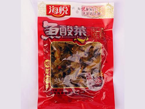 海悦红油酸菜